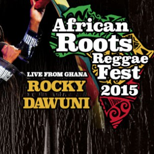 African Roots Reggae Fest Feat: Rocky Dawuni 28th Aug. Loppen Christiania