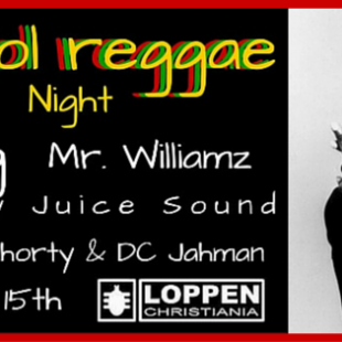 Old Skool Reggae Vintage night