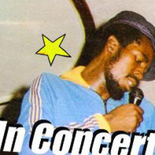 Eek A Mouse in concert 30th November 2016 Loppen Christiania