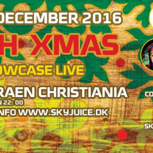 Aan Yah Xmas Reggae ShowCase at Operean Christiania