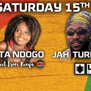 Easter Reggae Dancehall Live Edition Sat. 15th April Loppen Christiania