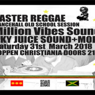 Skyjuice Reggae Promotions | Jamaican music and culture in Scandinavia