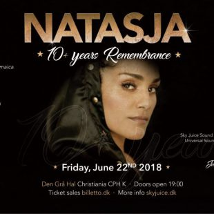 Natasja 10+ Years Remembrance 2018