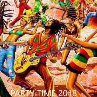 REGGAE PARTY MIX 2018